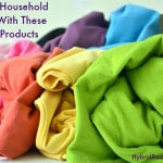 Reduce Household Waste With These Cloth Products