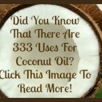 333 Uses For Coconut Oil