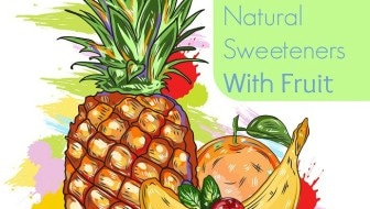Substituting Sugar and Natural Sweeteners With Fruit: HybridRastaMama.com