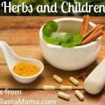 Herbs and Children – An Overview