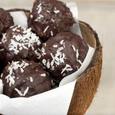 Coconut Oil Treats for Holiday Gatherings