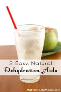 2 Easy, Natural Dehydration Aids