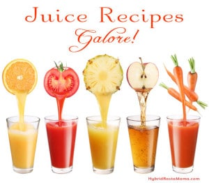 Juice Recipes Galore