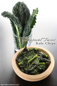 Tropical Twist Kale Chips