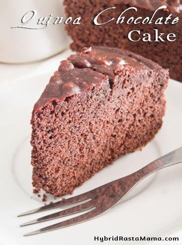 Quinoa Flour Cake Recipes