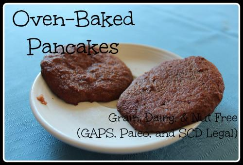 Oven-Baked Pancakes (Guest Recipe)