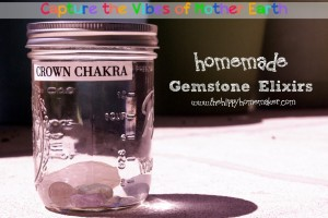 Capture the Vibes of Mother Earth - Homemade Gemstone Elixirs: HybridRastaMama.com