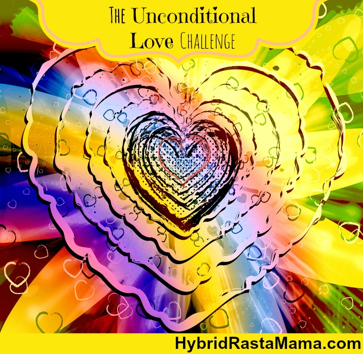 The Unconditional Love Challenge – Kick Off
