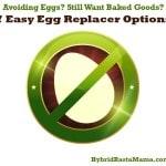Avoiding Eggs? Still Want Baked Goods? 7 Easy Egg Replacer Options