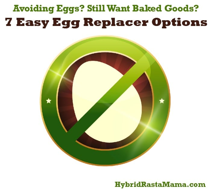 Avoiding Eggs? Still Want Baked Goods? 7 Easy Egg Replacer Options