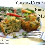 Savory Coconut Breakfast Muffins
