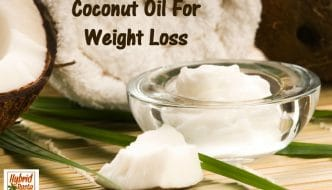 Coconut oil for weight loss? Is this true? Why yes it is! Learn how coconut oil promotes weight loss when consumed daily.