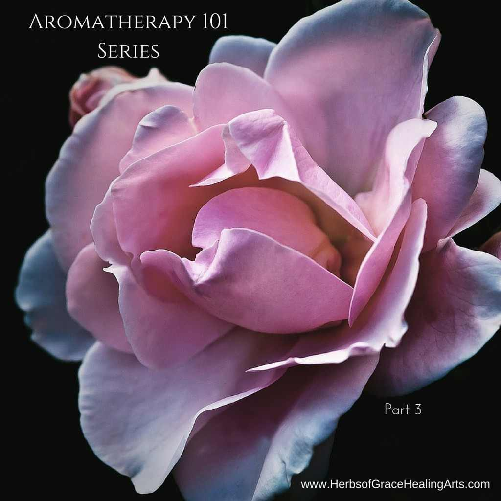 Aromatherapy 101 – Common Essential Oils And Their Medicinal Properties
