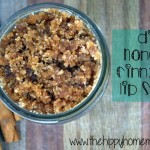 DIY Honey and Cinnamon Lip Scrub