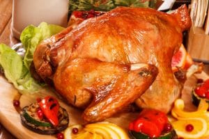 In my family, holiday meals are about creative cuisine. This gluten free, Cuban style turkey & stuffing recipe is drool worthy. Your guests will be stunned. From HybridRastaMama.com
