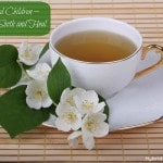 Herbs and Children – Teas That Sooth and Heal