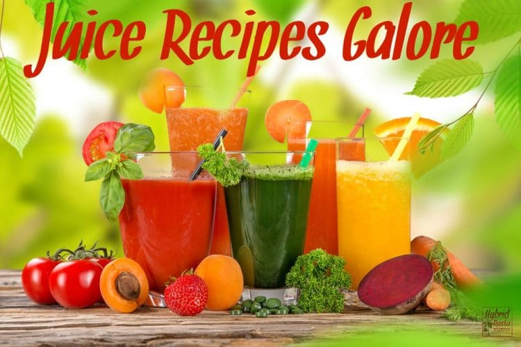 Juice Recipes That Will Blow Your Mind