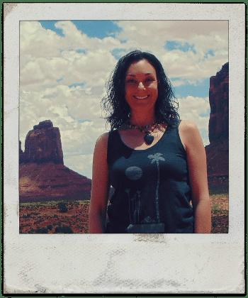 Profile Picture Polaroid Sidebar