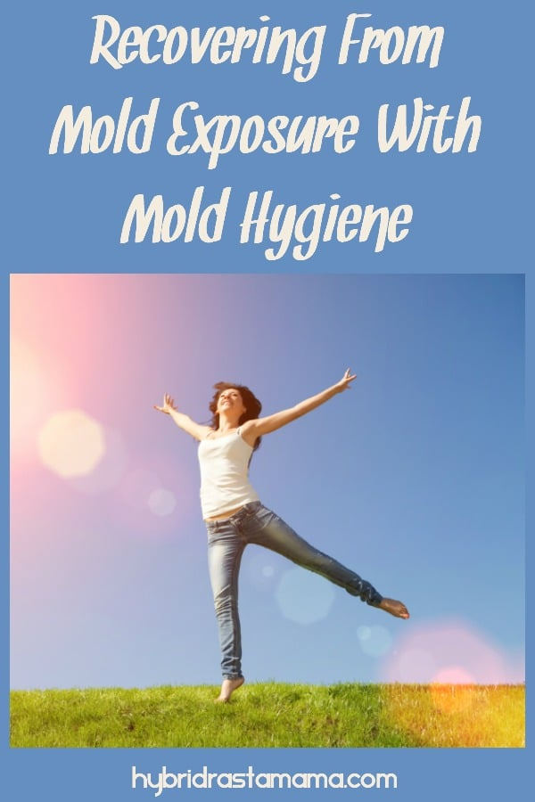 A look at the importance of mold hygiene related to recovery from mold exposure & mold related illness; including mold hygiene in the home & in your body. From HybridRastaMama.com