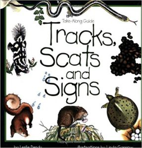 Tracks, Scats, and Signs - Books About Poop