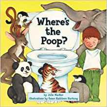 Where's The Poop? - Books About Poop